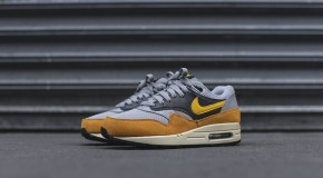 Nike WMNS Air Max 1 Essential – Wolf Grey / Gold Leaf