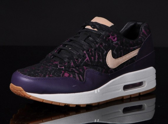 new styles ccc85 ecd04 ... nike air max 1 purple ...
