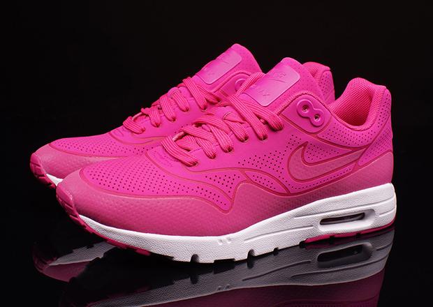 Nike Air Max 1 Ultra Moire Monochrome Floral | SneakerFiles