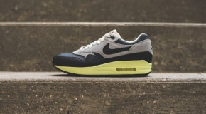 "Nike WMNS Air Max 1 Vintage ""Black / Grey"""
