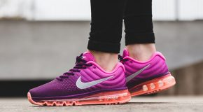 Nike WMNS Air Max 2017 – Bright Grape/White-Fire Pink-Pink Blast