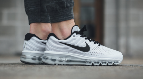 Nike WMNS Air Max 2017 – White/Black-Pure Platinum