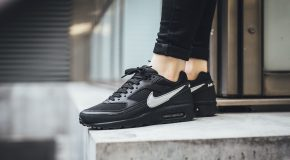 Nike WMNS Air Max BW SE – Black/Pure Platinum