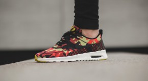 Nike WMNS Air Max Thea JCRD PRM – Bright Citron / Black – Noble Purple