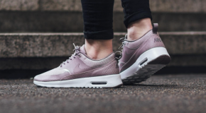 Nike WMNS Air Max Thea Textile – Plum Fog/Purple Smoke-White