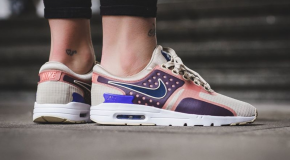 Nike WMNS Air Max Zero SI – Oatmeal/Binary Blue-White-Paramount Blue