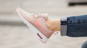 Nike WMNS Air MaxThea – Pink Oxford
