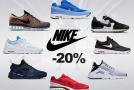 Kod promocyjny Nike: -20% od cen z Wyprzedaży (lipiec 2016)