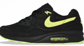 Nike Air Max Light – Black  Volt